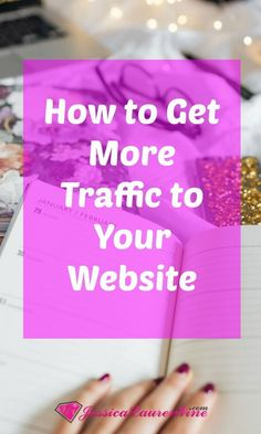 If you haven't learned how to get traffic to your website, you may have a beautiful webpage but if no one sees it, it isn't going to be help anything. You need to learn online marketing so you can get more traffic to your blog.  #traffic #webtraffic #websitetrafficgeneration Email Marketing, Marketing Tools, Inbound Marketing, Business Marketing, Affiliate Marketing, Content Marketing, Internet Marketing, Social Media Marketing, Business Tips