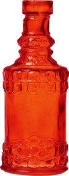 30 Vintage Orange Bottles Free Shipping $160