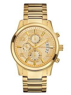 Men's Chronograph Metal Watches