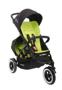 DOT - the smallest inline™ buggy ...for 1 child, or 2   phil&teds