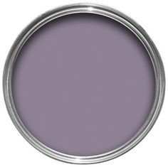 Magnetic paint doesn't have to be black, you can paint the walls the purple too! #Magnetic #Purple