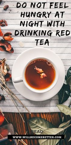 Red Tea Detox The Power of Late Night Snacking - Red Tea Detox - dekoration Green Tea Detox, Detox Tea, Weight Loss Snacks, Weight Loss Drinks, Red Tea Benefits, Organic Nuts, Tea Reading, Most Effective Diet, Endocannabinoid System
