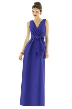 Alfred Sung D598 Bridesmaid Dress | Weddington Way