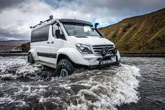 Mercedes-Benz Sprinter von Páll Halldór Halldórsson