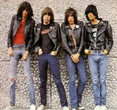 Yes!  The great Ramones... a must see if you grew up in the 80s.  Hey...Where is my black leather jacket???