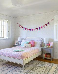 Little Girl's Playful Bedroom Reveal - Emily Henderson