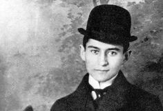 "Franz Kafka ~ was an influential German-language author of novels and short stories. Contemporary critics and academics, including Vladimir Nabokov,[2] regard Kafka as one of the best writers of the 20th century. The term ""Kafkaesque"" has become part of the English language."