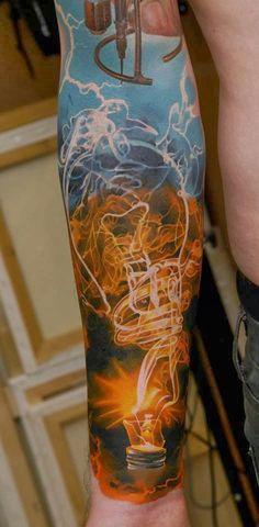 Dmitriy Samohin | Tattoo Art Project
