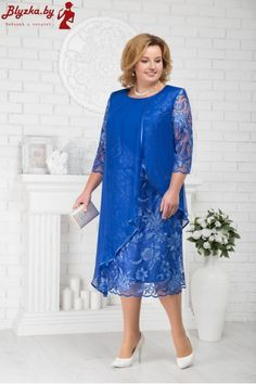 Best Fashion Tips For Women Over 60 - Fashion Trends Big Dresses, Dressy Dresses, Plus Size Dresses, Plus Size Outfits, Mother Of Groom Dresses, Mothers Dresses, Formal Wedding Guest Attire, Couture Dresses, Fashion Dresses