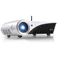 827.62$  Watch now - http://alic5o.worldwells.pw/go.php?t=32700484401 - Windows10 3D 4K Projector HD LED DLP 1280x800 resolution 5500 lumens film movies beamer with Bluetooth wifi HDMI USB 827.62$