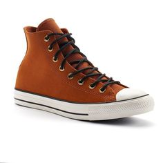 Men s Converse Chuck Taylor All Star Leather  amp  Corduroy High-Top  Sneakers 2391c2db6