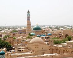 Uzbekistan introduces innovation of their tourism sector.