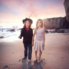 Photographer Captures Surreal Photos Of Foster Children To Celebrate National Adoption Month - Celebrate, Foster Children, National Adoption Month, Photography, Surreal Photos
