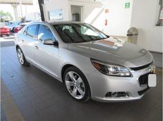 Chevrolet MALIBU 2014 DEMO TURBO LTZ DE OPORTUNIDAD PLATA