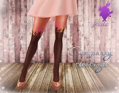 News ~ Atis ~ Cute party stockings NEW      5 colors, no apps. 10 L$ each and 35 L$ fat pack.  *no copy *no modify *transfer  Mainstore ___________ Style  [ad_1] [ad_2] Posted by NotThe... http://showbizlikes.com/atis-cute-party-stockings-new/