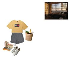 """""""i told you i would stay"""" by orbiting ❤ liked on Polyvore featuring adidas, Rachel Comey and Venessa Arizaga"""