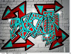 A Brief Introduction into Graffiti Typography | Abduzeedo | Graphic Design Inspiration and Photoshop Tutorials