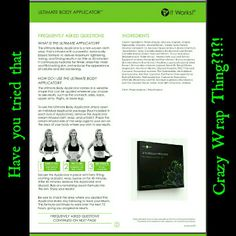 alihinds.myitworks .com. Try it today!!!