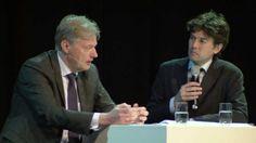 Staatssecretaris Martin van Rijn tijdens In voor zorg-congres 27 mei 2013