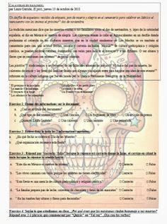 Les quichotteries de Delphine: compréhension écrite (CE)