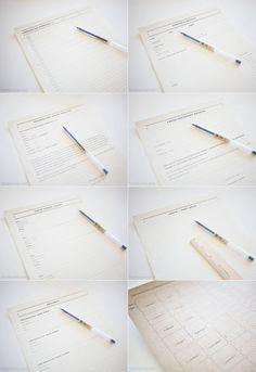 printable photographer journal 32 kinds of worksheets, tabs, organizer, workbook, templates { eighteen dollars}