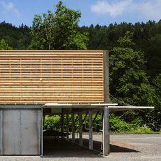 La Halle du Robin by AP 5 Architects