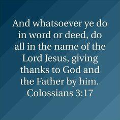 Col. 3:17