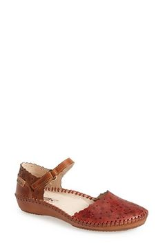 Women's PIKOLINOS 'P. Vallerta' Leather Flat