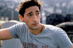 Why the hell hasn't anyone pinned Adrien Brody?! This is despicable. He is my favorite, and I don't care about the big nose.