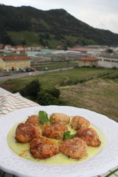 mis recetas dulces y saladas: albóndigas de salmón y mostaza
