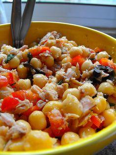 Saladinha de grão