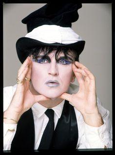 Sleeping Beauty Ballet, Goth Music, 80s Music, Retro Makeup, 80s Makeup, Pop Rock Music, Blitz Kids, Goth Glam, Romantic Goth