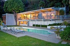 Rechard Neutra - the Stalller House in Bel Air, CA