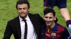 """Luis Enrique: Barcelona boss to step down at end of season    Barcelona boss Luis Enrique says he will step down at the end of the season, because he needs to """"rest"""".   http://www.bbc.co.uk/sport/football/39136312"""