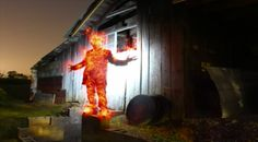 How to Create the Illusion of Fire with Light Painting