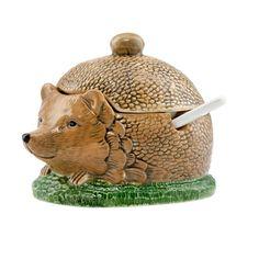 Hedgehog Condiment Pot