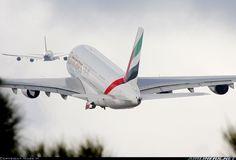Airbus A380-861 @ Sydney Kingsford Smith International Airport