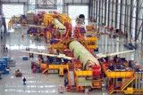 Can we improve aircraft life cycles including green house gas emissions? A320 Final assembly line