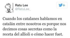 Catalanes...