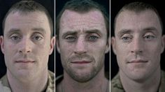 Faces of War: Portraits of Soldiers Before, During and After War