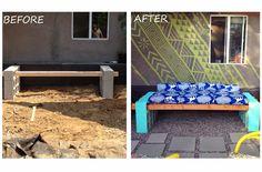 Lena Sekine: DIY Outdoor Seating
