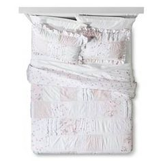 ditsy patchwork quilt simply shabby chic target