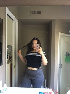 Curvy Girl Outfits, Plus Size Outfits, Chubby Girl Fashion, Looks Plus Size, Plus Size Kleidung, Aesthetic Clothes, Plus Size Fashion, Fashion Outfits, Girls