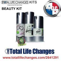 Total Life Changes Panama. Una Oportunidad de Negocio Inteligente: Kit de belleza