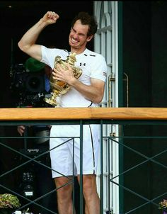 Andy Murray Wimbledon 2016, Davis Cup, Andy Murray, Sport Tennis, World Of Sports, Tennis Players, Olympics, Passion, Fan