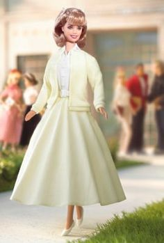 Barbie® as Sandy from Grease™ | grease-barbie-dolls | The Barbie Collection