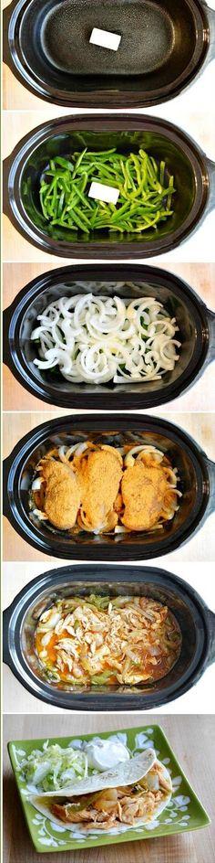 Tacos chicken, onions and peppers Tacos de pollo, cebolla y pimiento Subido de Pinterest. http://www.isladelecturas.es/index.php/noticias/libros/835-las-aventuras-de-indiana-juana-de-jaime-fuster A la venta en AMAZON. Feliz lectura.