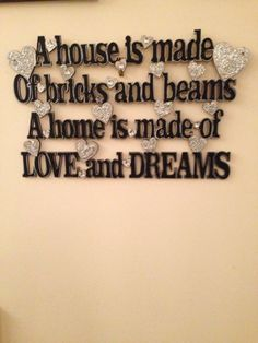 home dreams bling