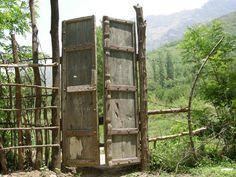 rustic Gates    Rustic Farm Gate