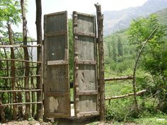 rustic Gates  | Rustic Farm Gate